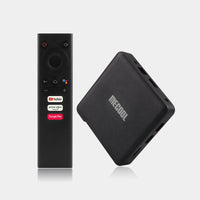 Load image into Gallery viewer, MECOOL KM1 Deluxe ATV Google Certified Android TV Box 4K Video Streaming Media Player 4GB RAM 32GB ROM
