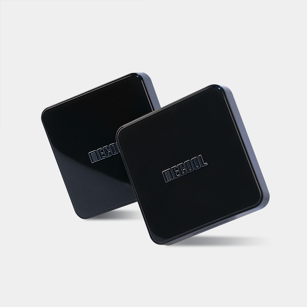 Android 10.0 TV Box MECOOL KM3 (2-Pack) Smart Media Player