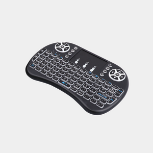 I8 Russian English Spainish 2.4GHz Backlit Wireless Mini Keyboard For MECOOL Android TV Box