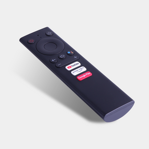 MECOOL Bluetooth Voice Control Remote with 3 Convenience key Youtube Prime Video Google Play