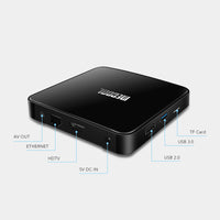 Load image into Gallery viewer, Android tv box MECOOL KM3 10.0 Google Certified