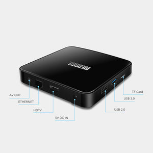 Android tv box MECOOL KM3 10.0 Google Certified