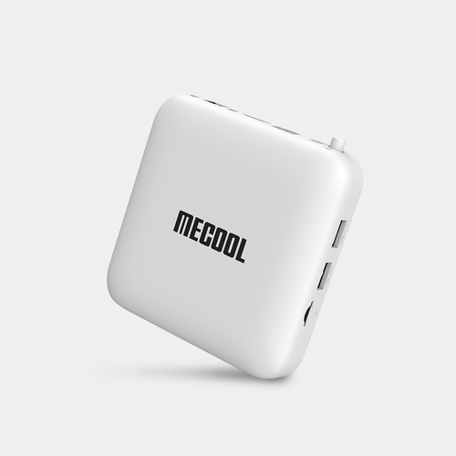 2021 MECOOL Netflix Certified Android TV Box KM2 Amazon Prime Video Youtube supported 2GB RAM 8GB ROM