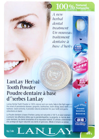 Lanlay Herbal Tooth Powder