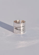 Sterling Silver Aurora Ring