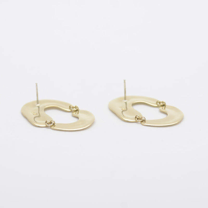 Brass Swish Hoops