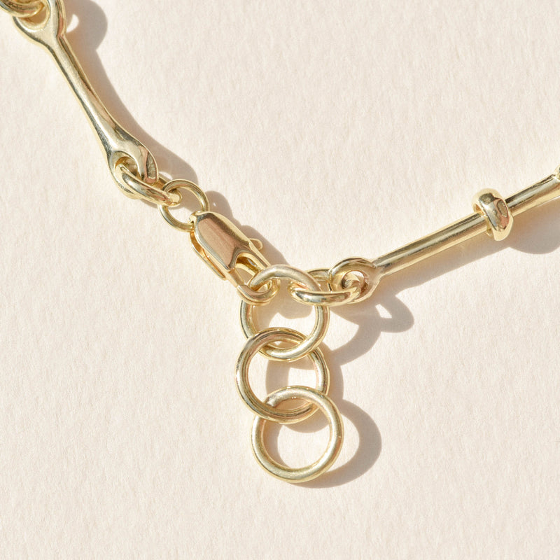 Doodle Chain Anklet