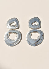 Double Whirlpool Earrings