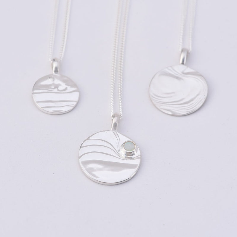 Sterling Silver Dawn Pendant