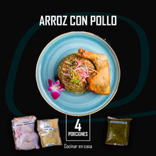 Load image into Gallery viewer, Arroz con Pollo (para 2 personas)