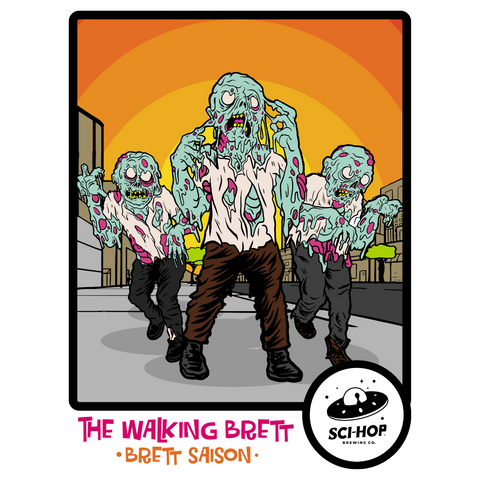 The Walking Brett
