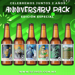 Anniversary Pack - 6 Botellas
