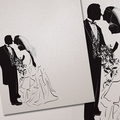 Life's Shadows™ Wedding Imprintable
