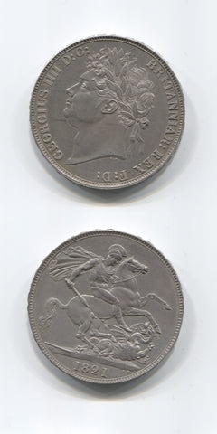 1821 Crown Secundo Edge.UNC