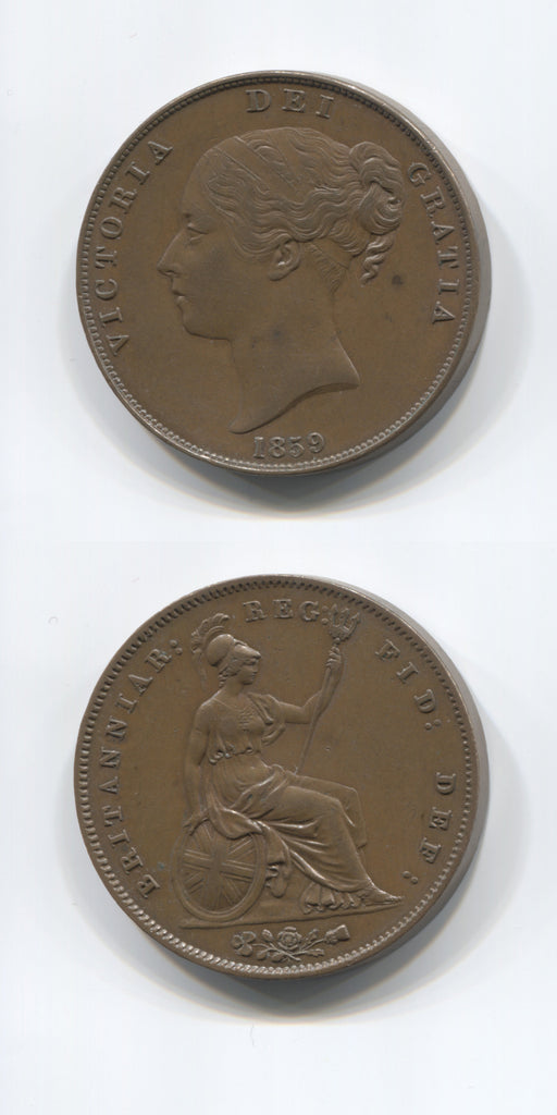 1859 Penny AEF