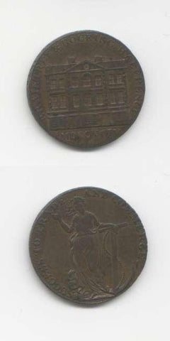 1794 Essex AEF Tokens 18th  Century