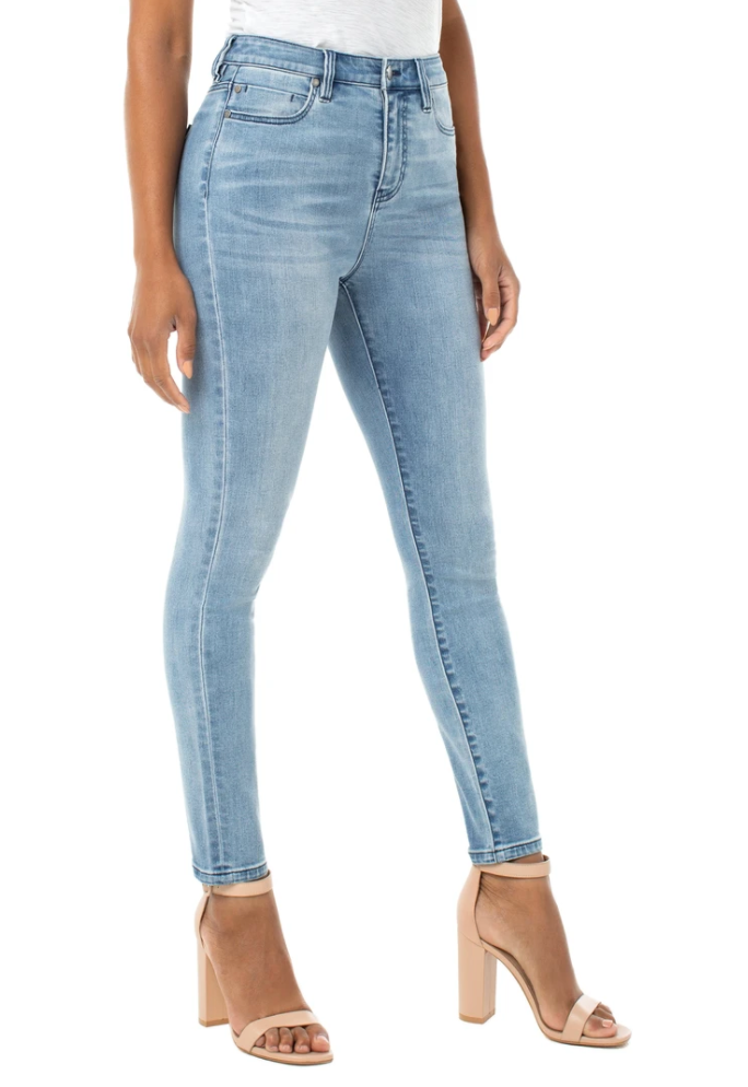 Liverpool Abby Hi-Rise Ankle Skinny