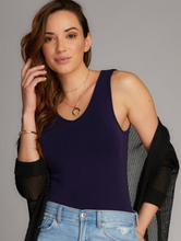 Load image into Gallery viewer, Bamboo Reversible Tank Cami