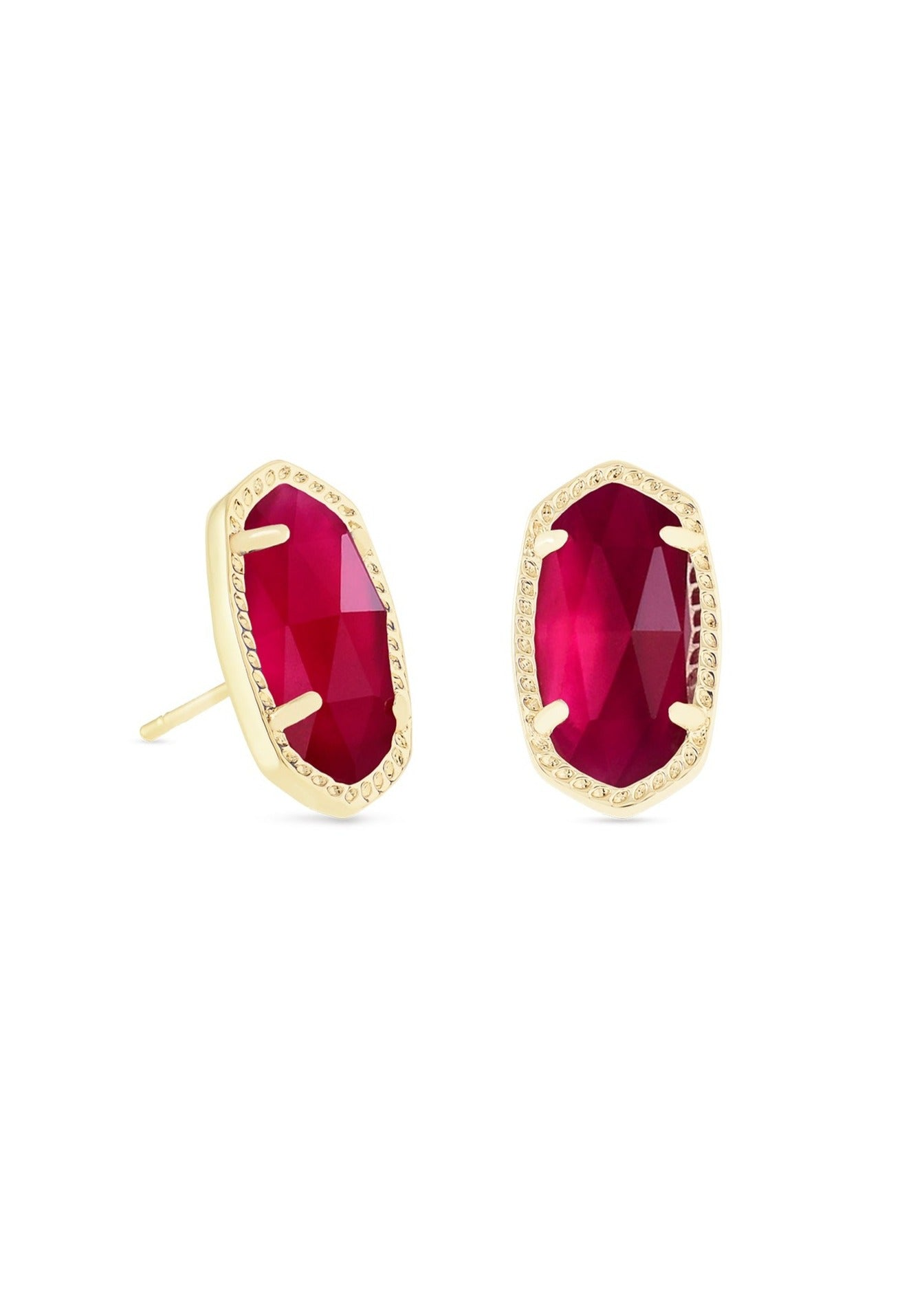 Kendra Scott Ellie Earring - Gold Berry Illusion