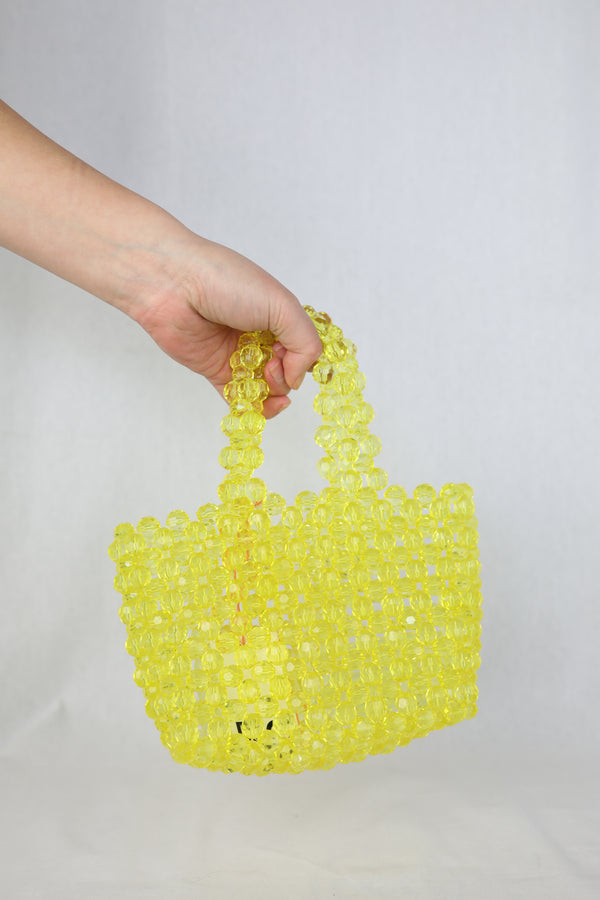 Beaded Mini Handbag