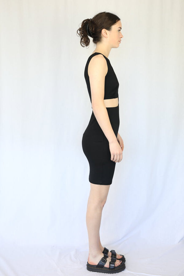 Cutouts Dress