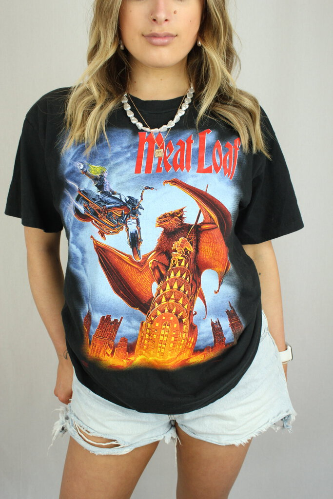Meat Loaf Tee