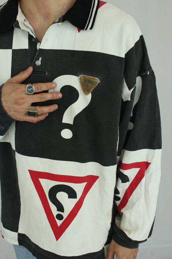 Question Mark Rugby Jersey