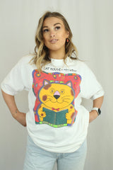 The Cat House Tee