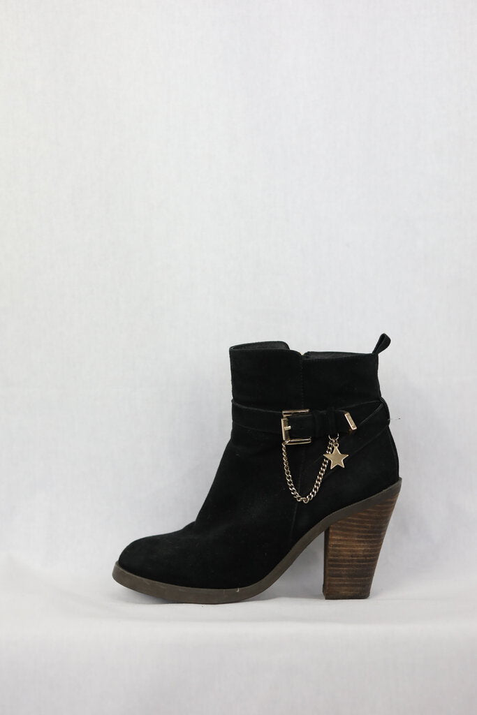 Chunky Suede Boot