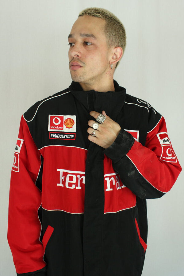 Michael Schumacher Racing Jacket