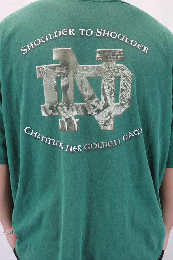 Notre Dame Football Tee