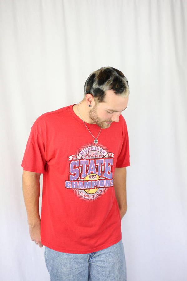 Morrison State Tee