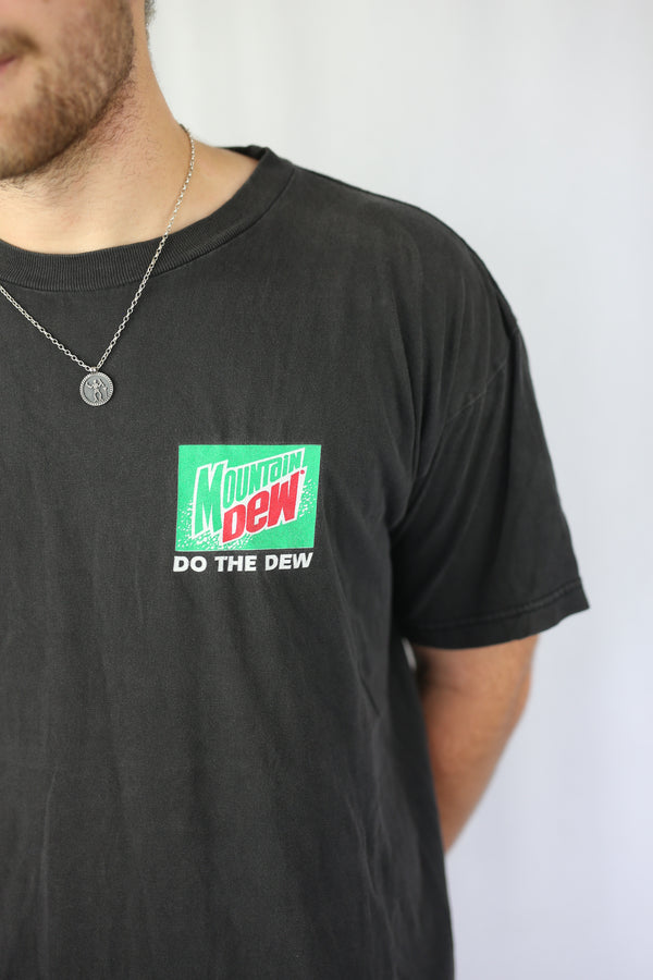 Mountain Dew Tee