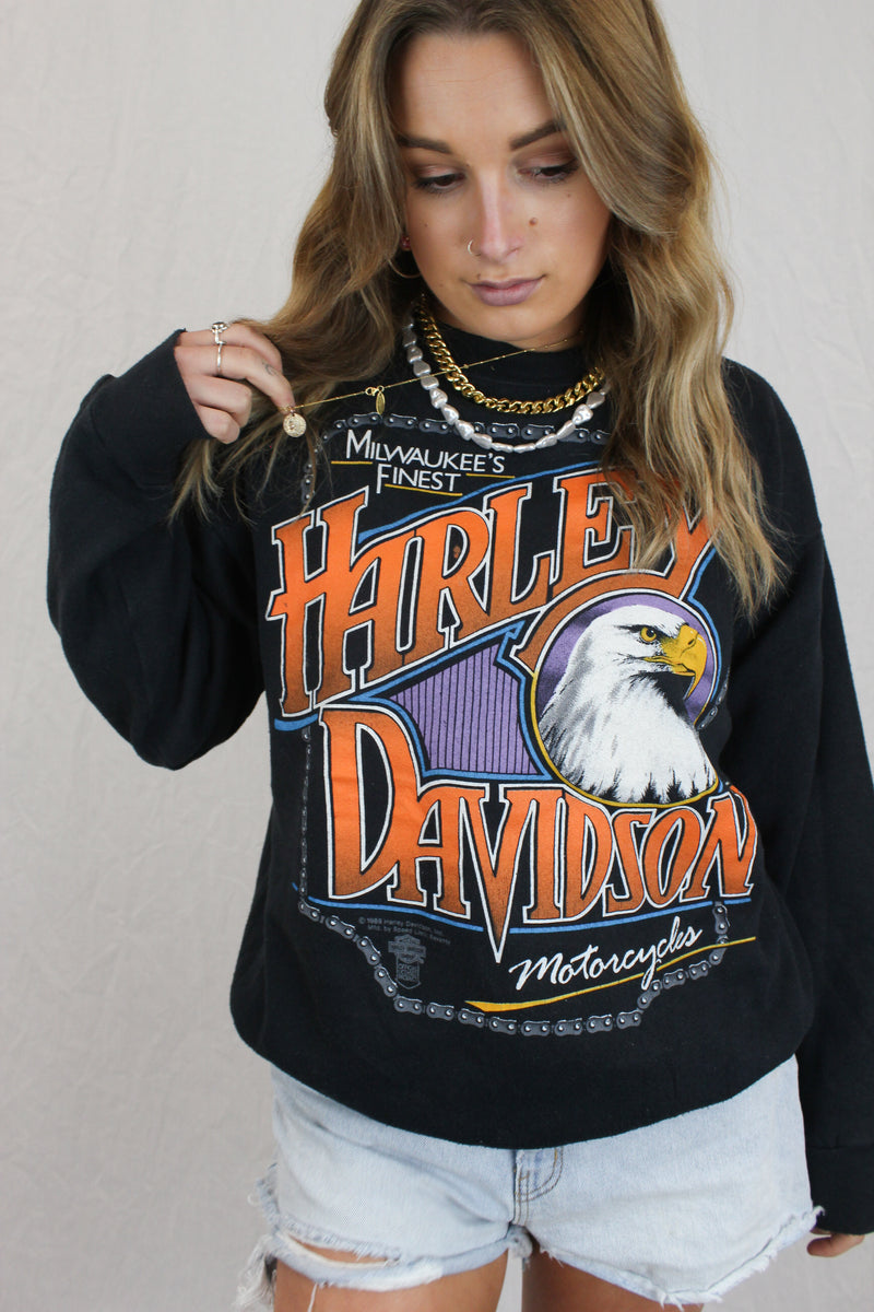 Milwaukee's Harley Sweatshirt