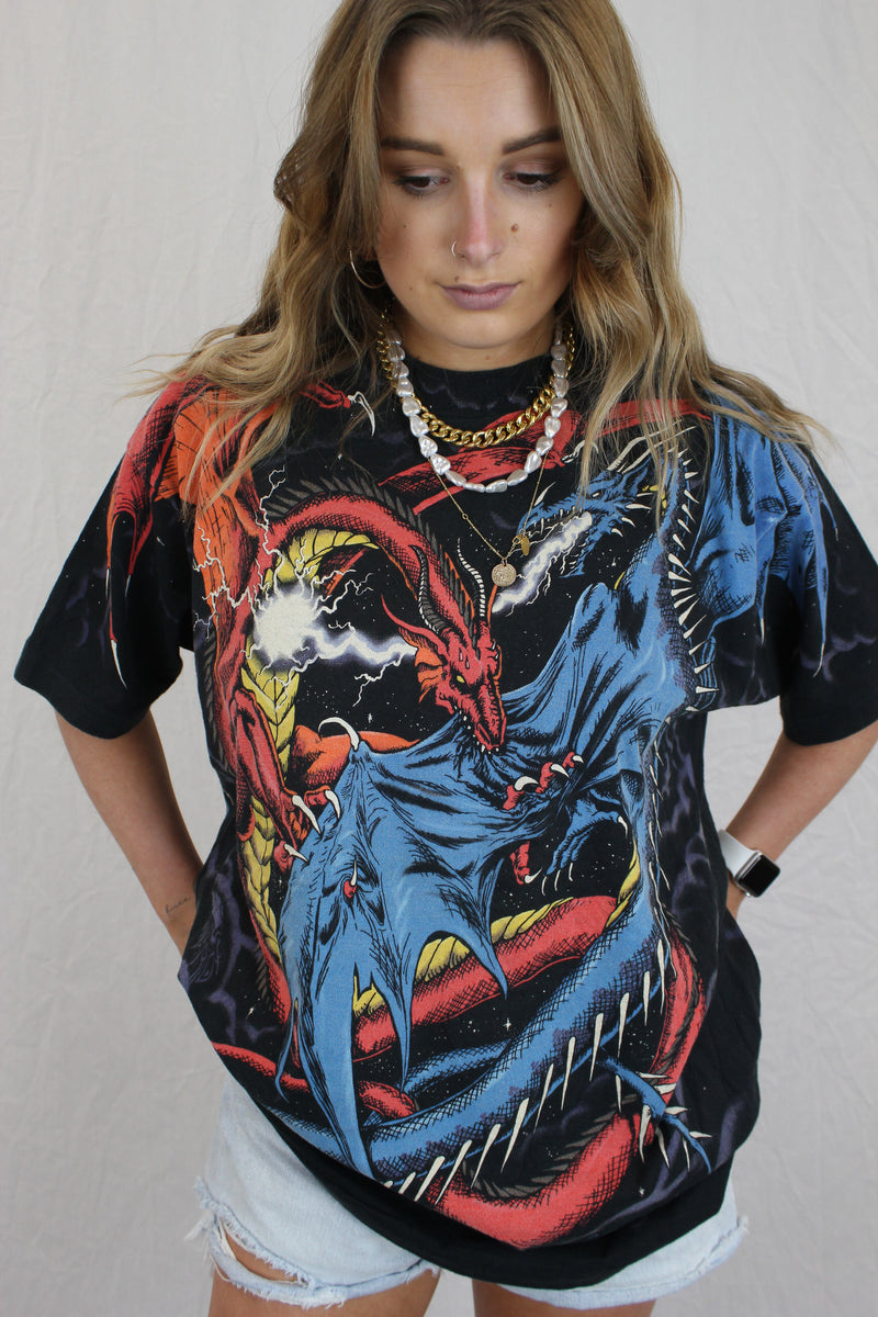 Dragon Lightening Tee