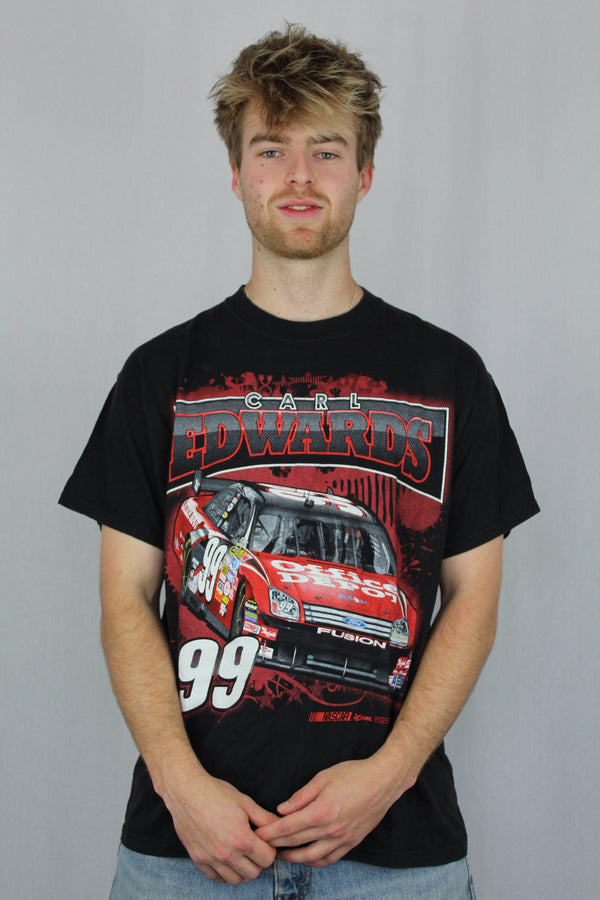 Carl Edwards NASCAR tee