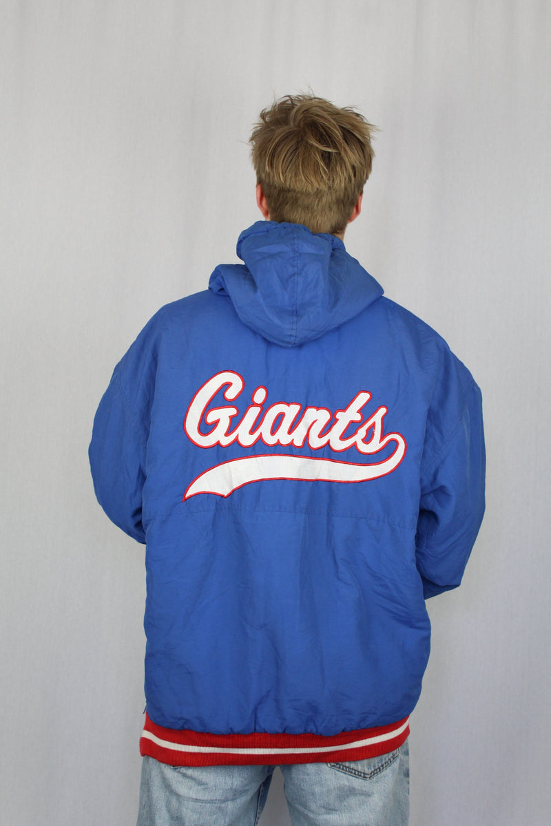 Giants varsity jacket
