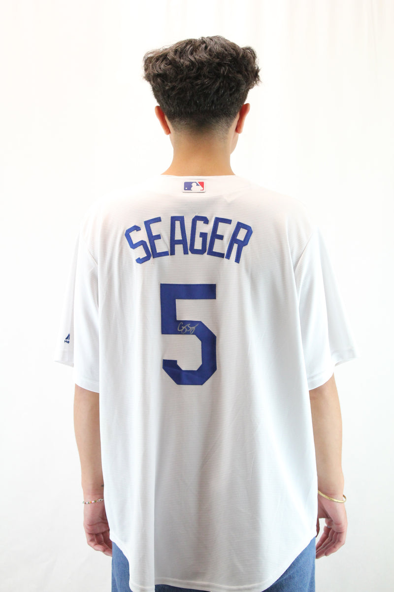 Los Angeles Dodgers Corey Seager