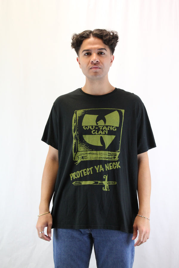 Wu-Tang 'Protect ya neck' T-Shirt