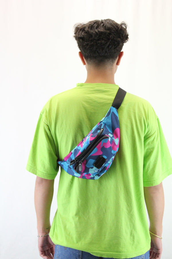 Camo Bumbag/Side bag