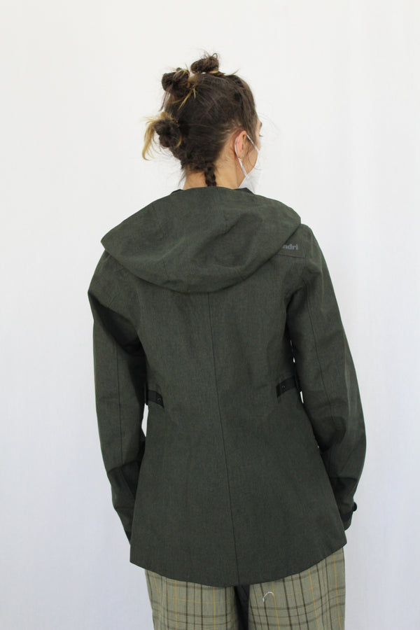 Sangria Floral Wrap Dress