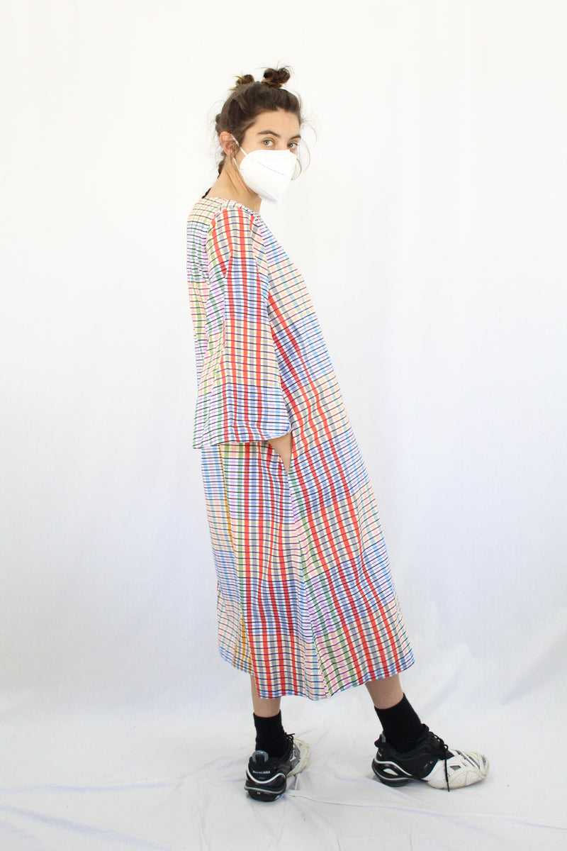High Waist Lightweight Denim Shorts