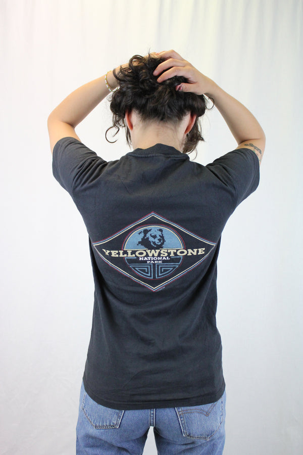 Yellowstone National Park Tee