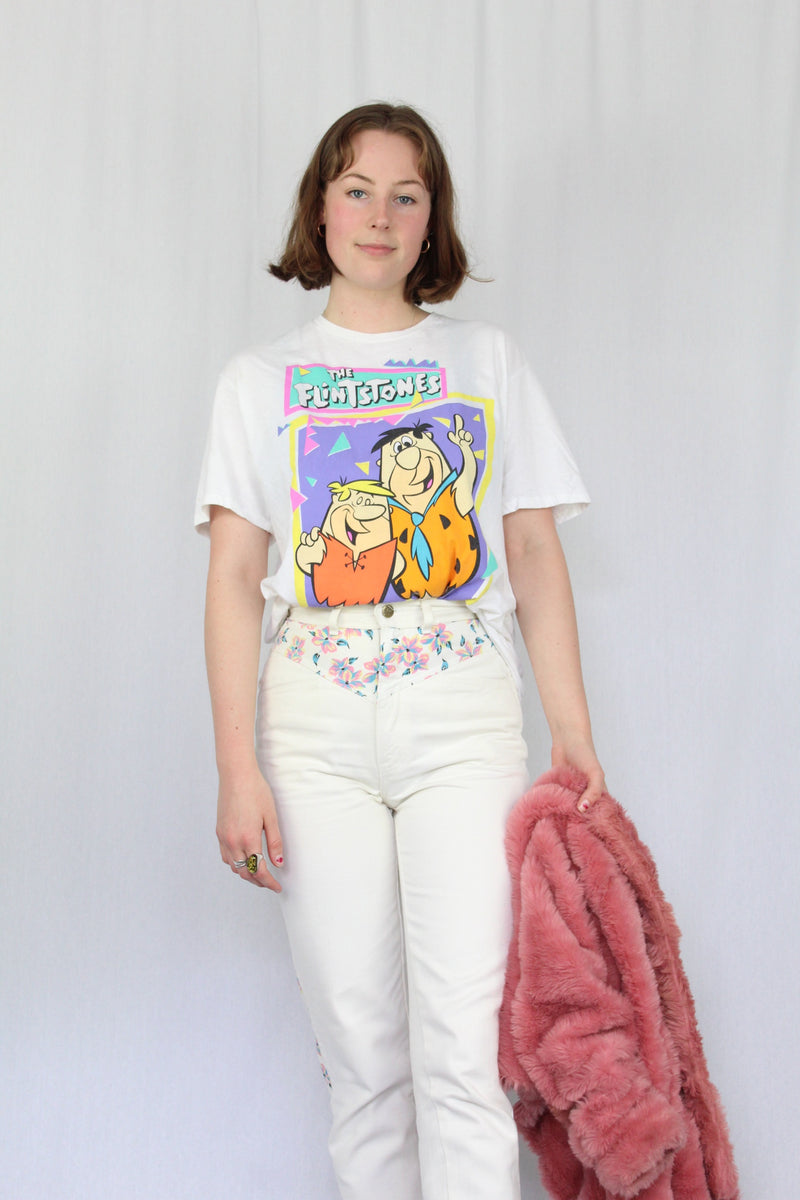 Flintstones t shirt