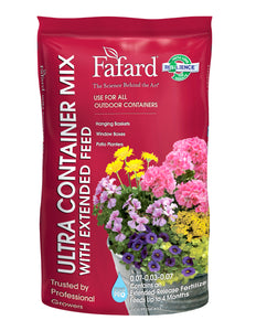 Fafard® Ultra Container Mix with Extended Feed