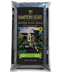 Hampton Estates Black Mulch