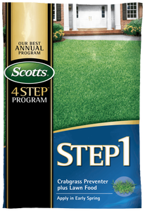 Scotts Lawn Care-Step 1 Crabgrass Preventer Plus Lawn Food
