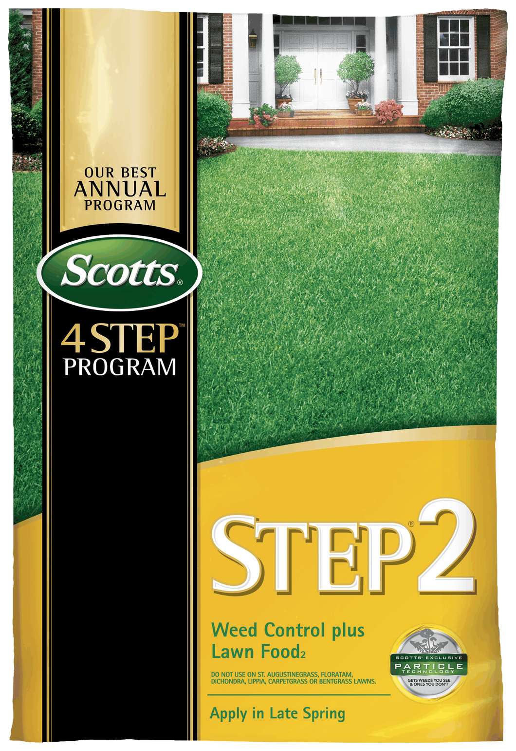 Scotts Lawn Care - Step 2 Weed Control Plus Lawn Food
