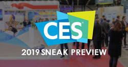 CES logo - A sneak preview