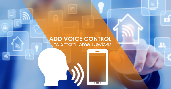 add voice control to all smart devices